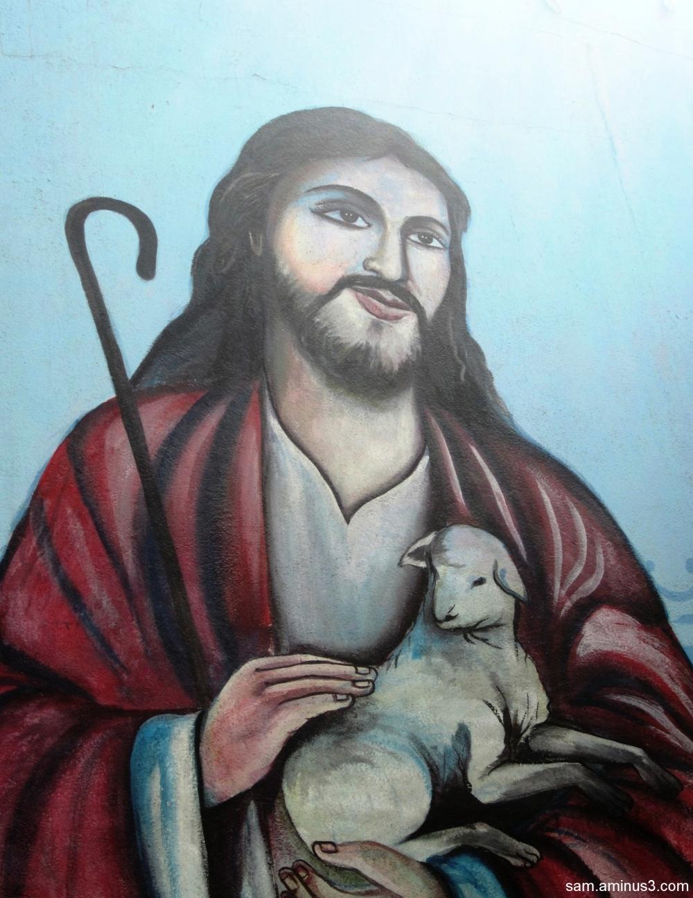 Jesus Loves