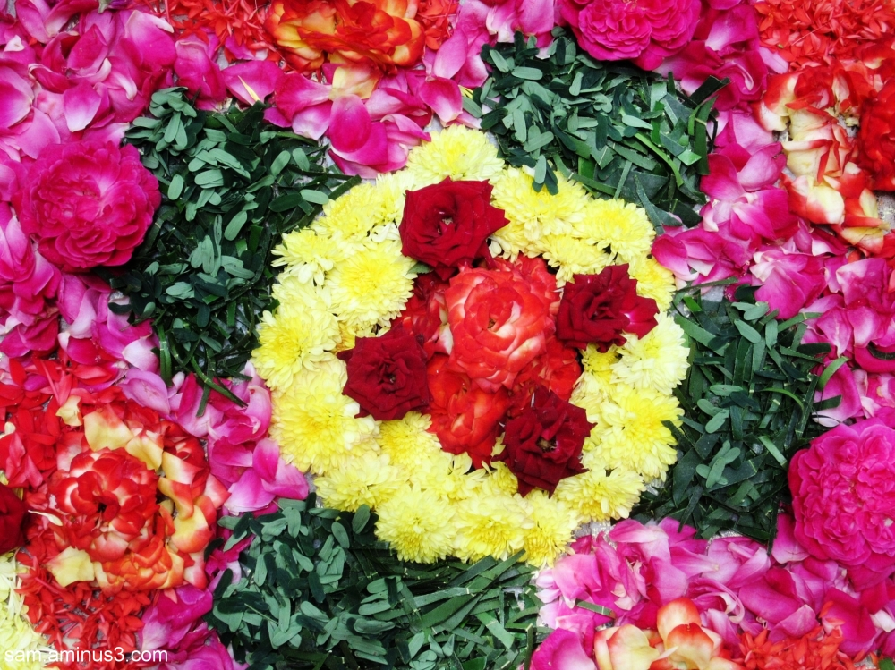 Onam Flowers