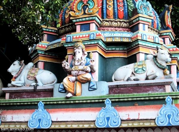 Ganesha Temple Siruvapuri