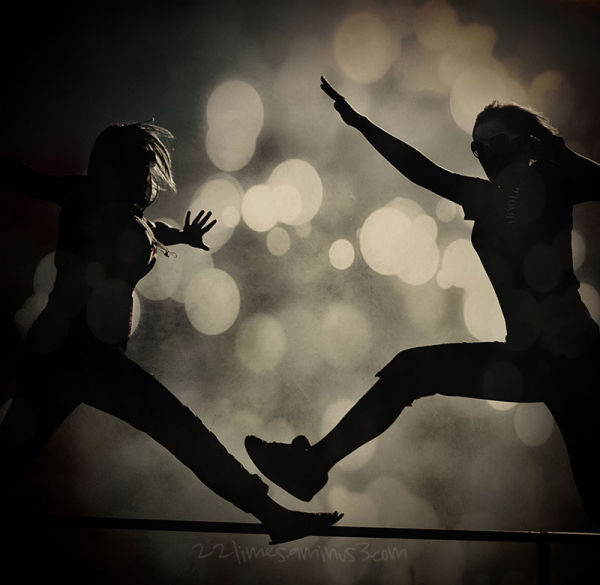 Dancing queens.......