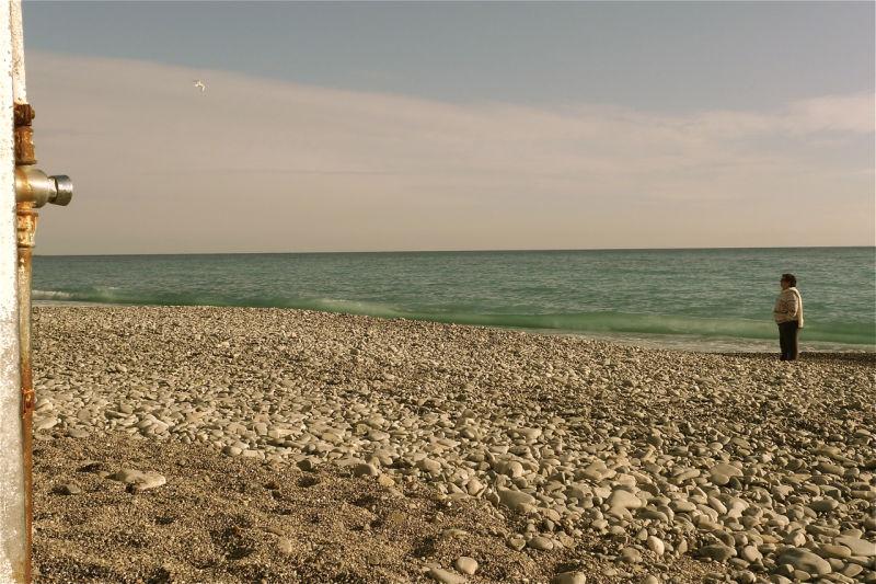 Nice' beach
