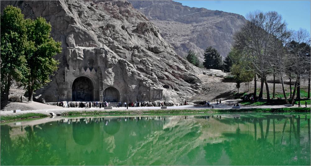 کرمانشاه - طاق بستان