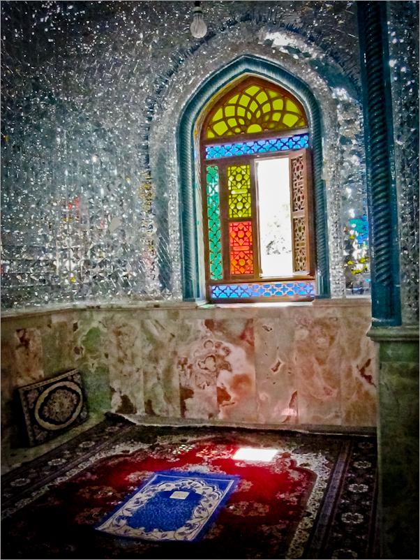 مسجد  امامزاده باقر   علیه السلام