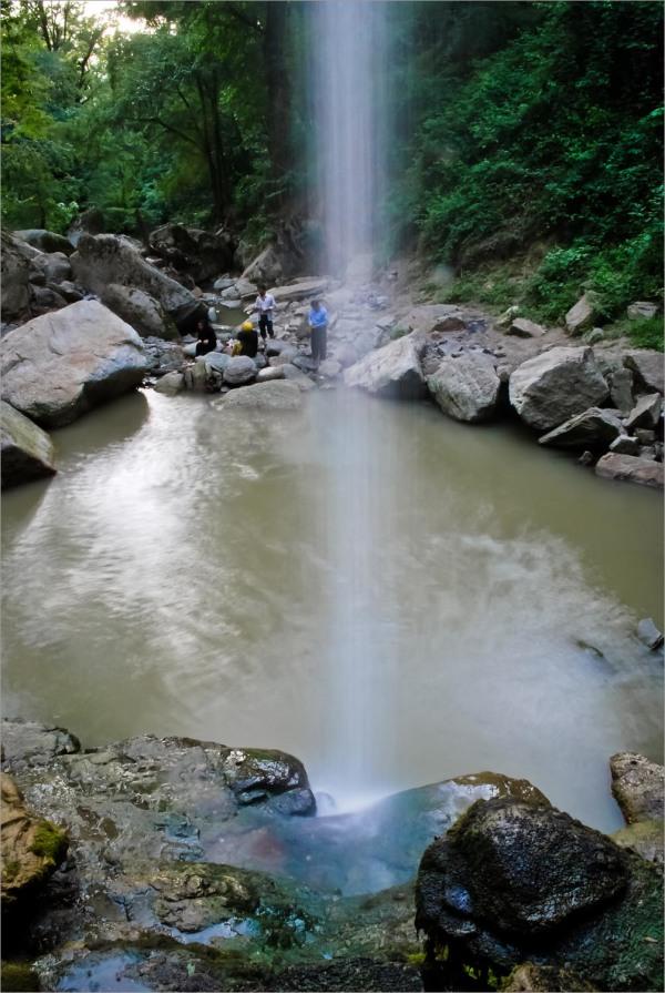 Iran - Golestan - Minudasht - Waterfall   Lilam