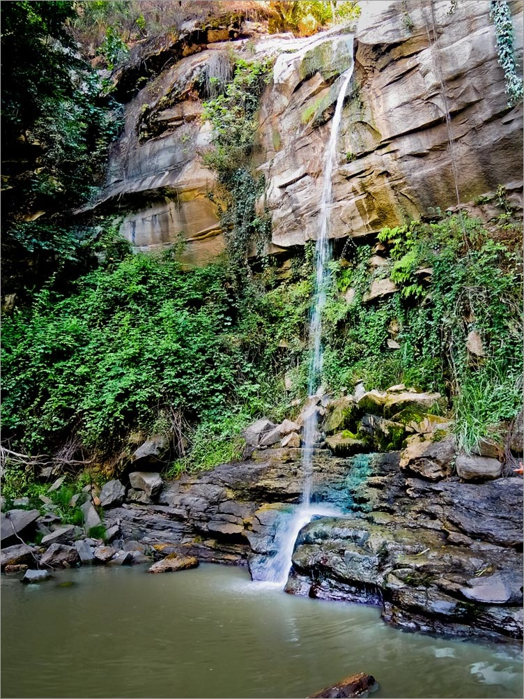 Iran - Golestan - Minudasht - Waterfall   Lilam  2