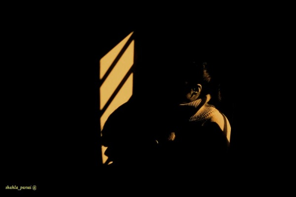 چراغ تنهایی ...