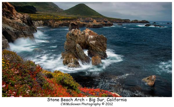 Stone Beach Arch