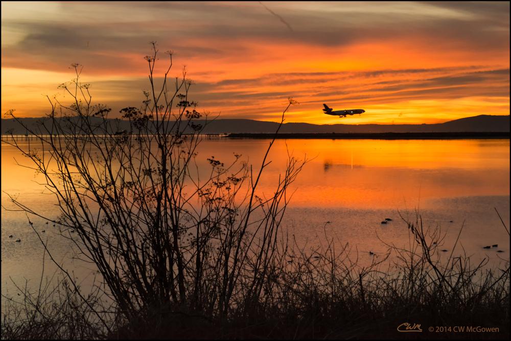 DC-10 Silhouette