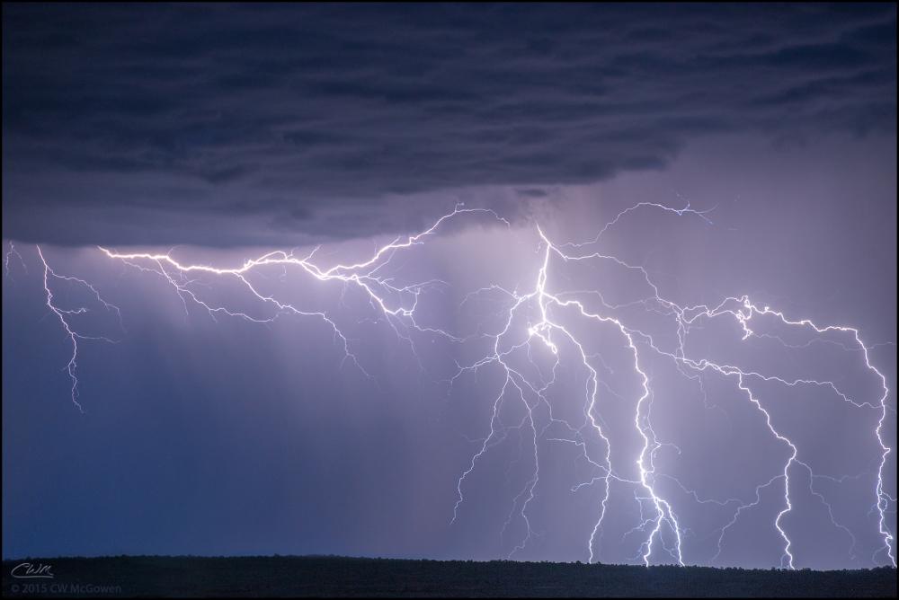 Monsoon Lightning