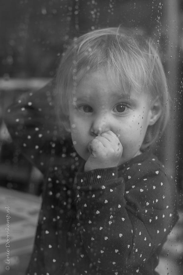 Granddaughter feels sad