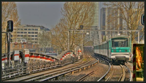 Station de métro Austerlitz
