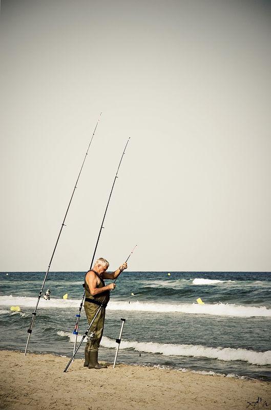 Le bon pêcheur