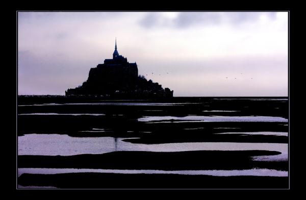 harry Corroudge au Mont Saint Michel chapitre 2