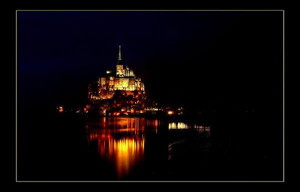 Harry Corroudge au Mont Saint Michel chapitre 8