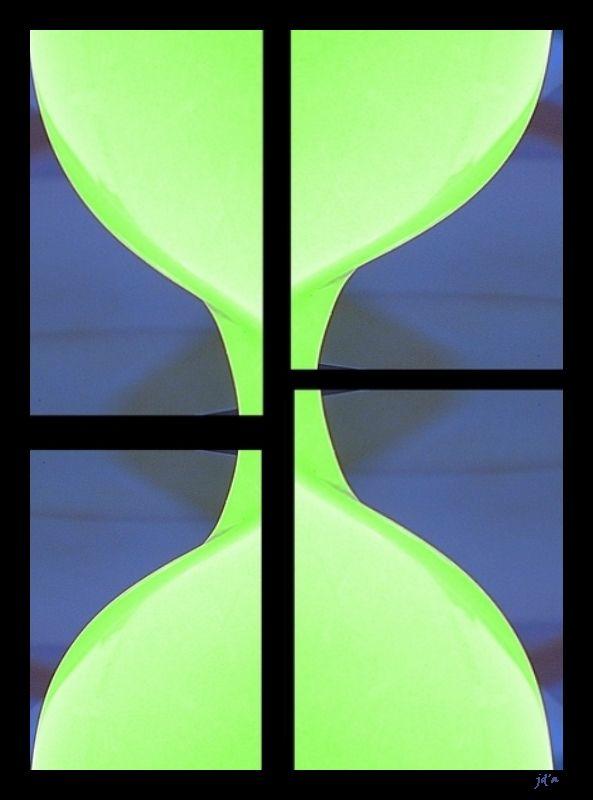 Un rétroviseur en 4 images