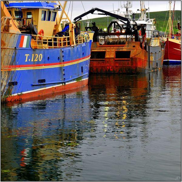 port bateau irlande