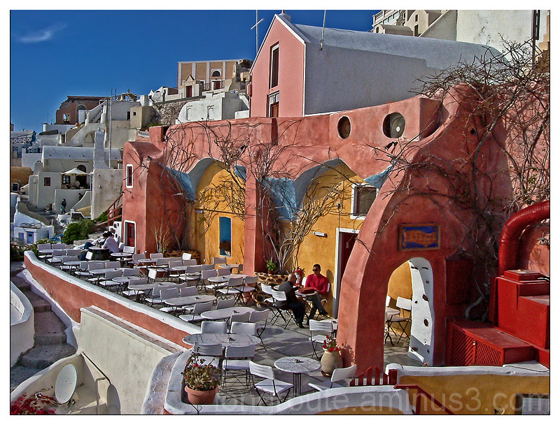 Oja, Santorini, Greece