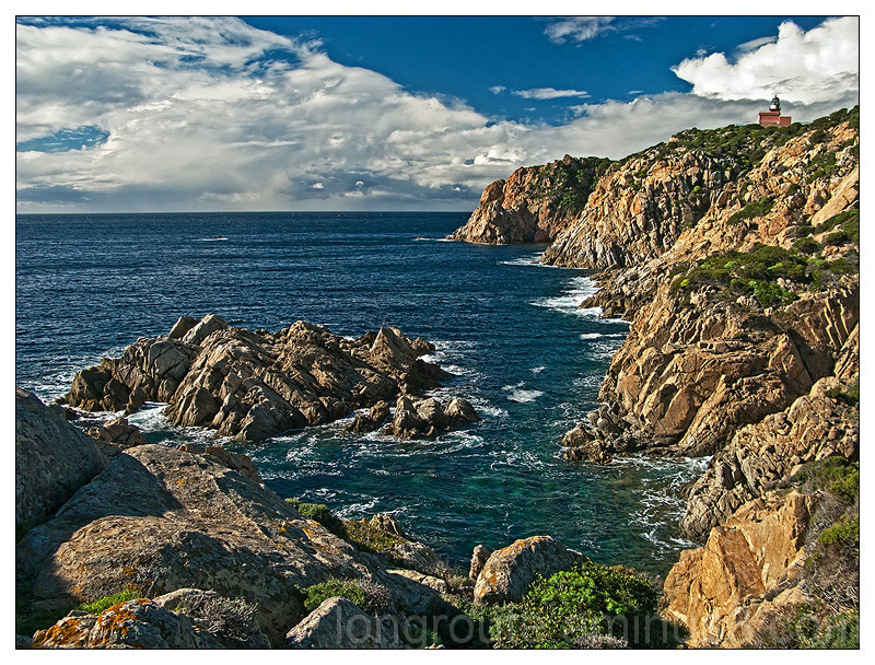 Capo Spartivento, Sardinia