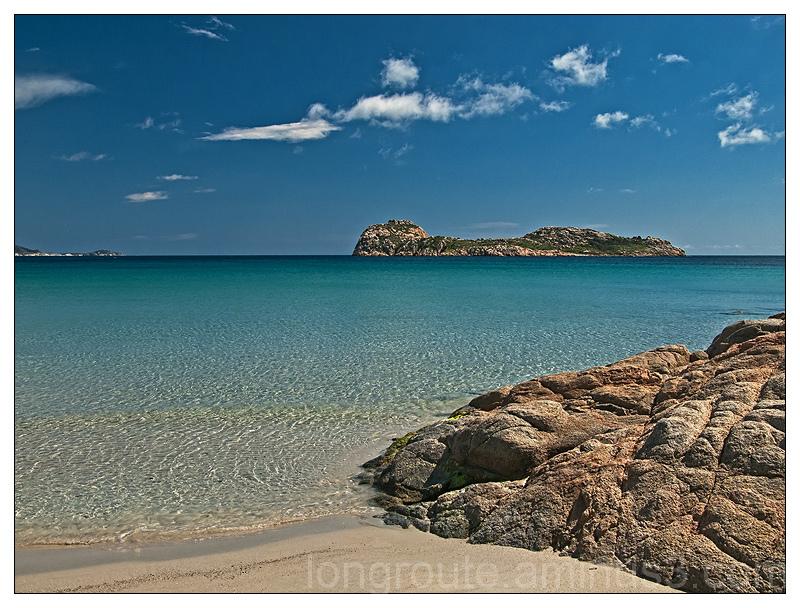 Isola Rossa, Teulada, Sardinia