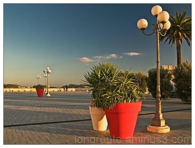 Bastione Saint Remy, Cagliari, Italy