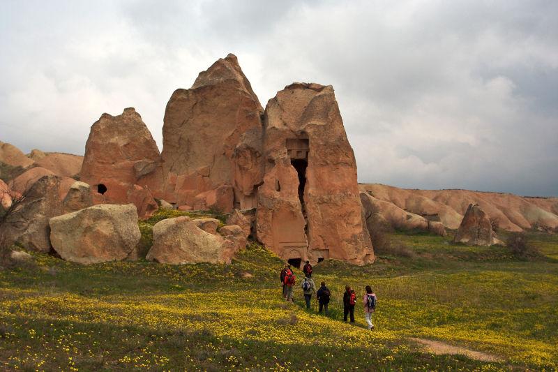 Cappadoce Chapelle