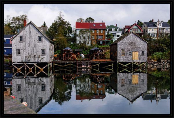Reflections on Lunenberg