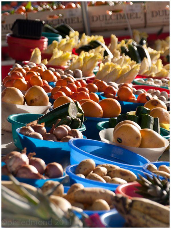 Jour de marché / Market day