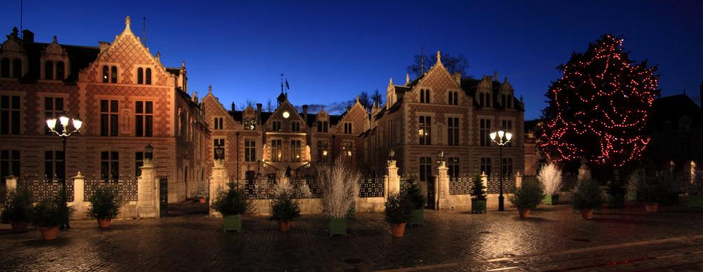 Noël à Orléans I