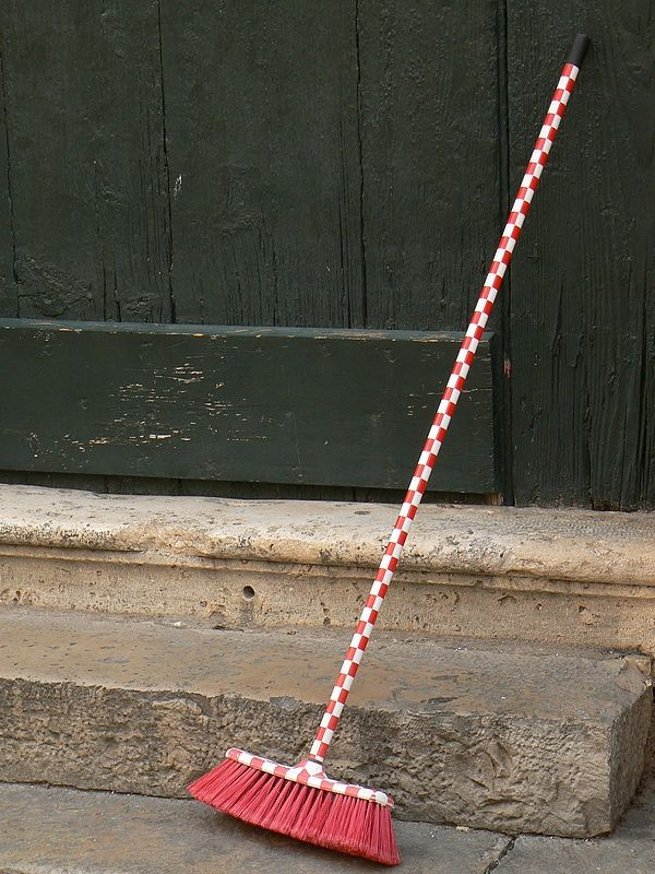 croatian patriotic broom