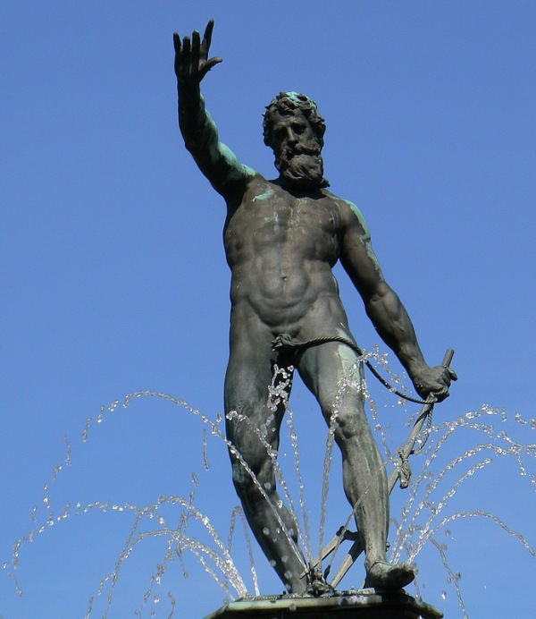 The Statue Pride