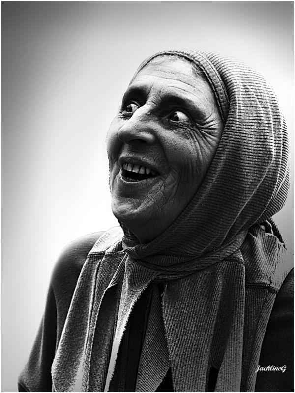 Le rire de la sorcière ...