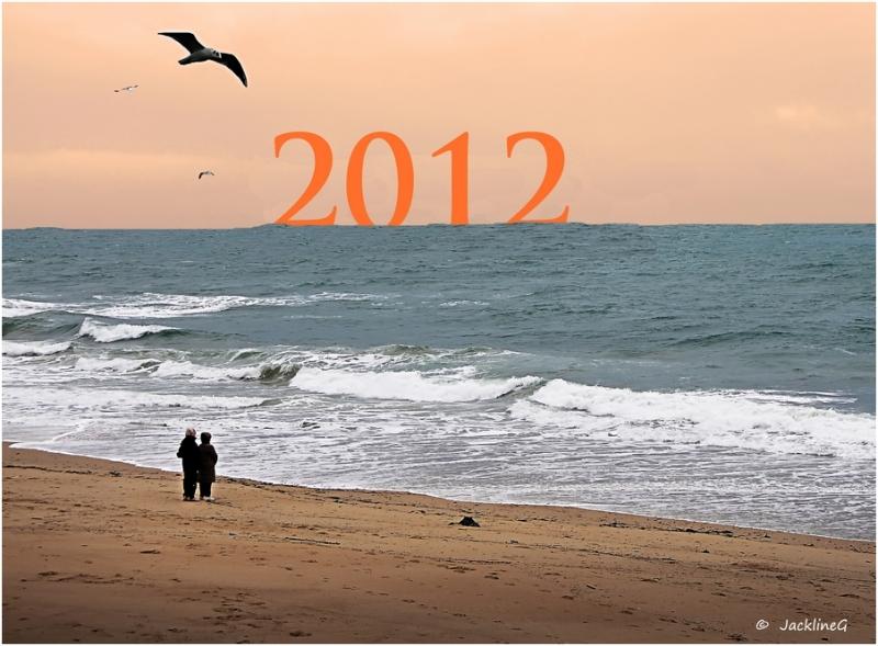 Attendre la Nouvelle Année ...