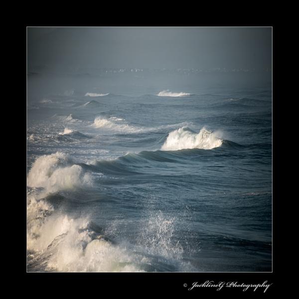 Quand l'océan se réveille ...