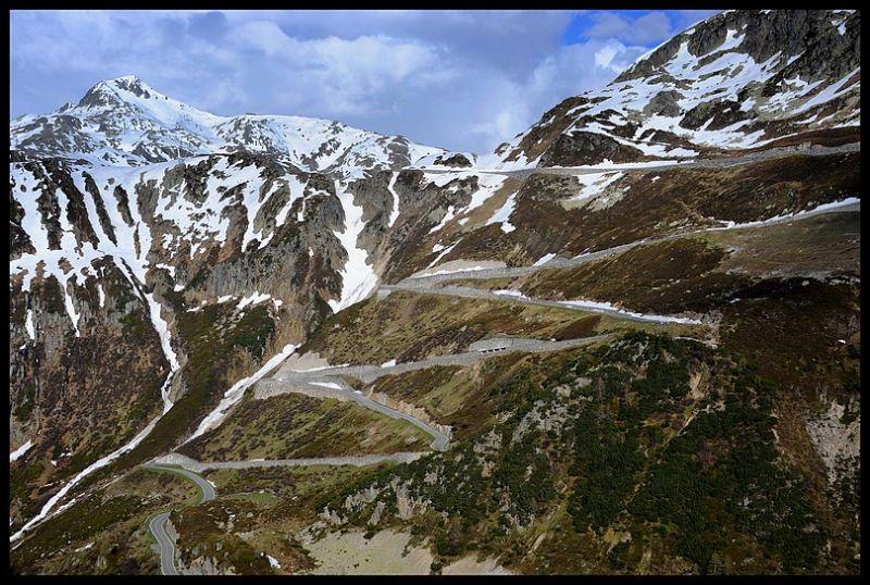 Grimsel Valais Suisse