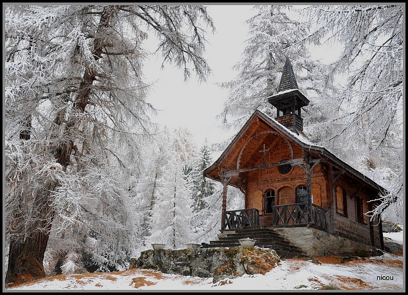 Planchouet Valais Suisse