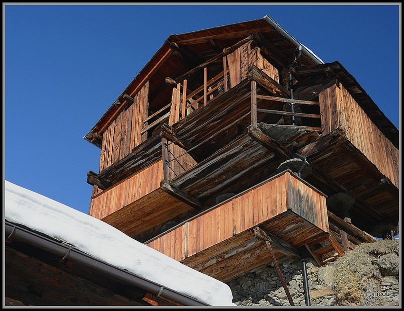 Törbel Valais Suisse