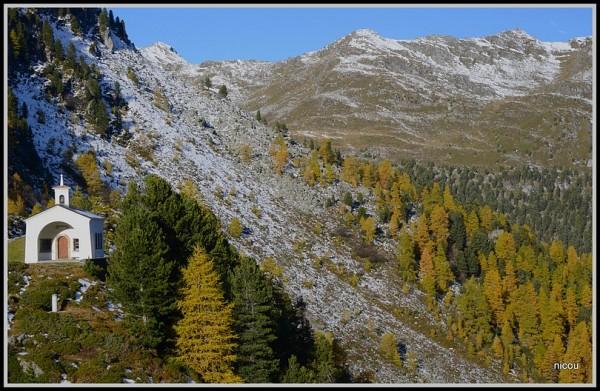 Nendaz Cleuson Valais Suisse
