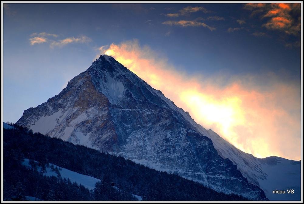 Hérémence Valais Suisse