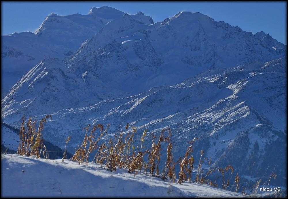 Croix de coeur Valais Suisse