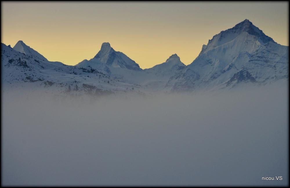 Chandolin Valais Suisse