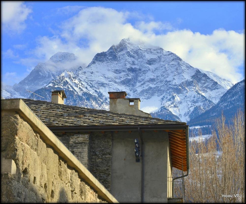 Italie Piemont Aoste