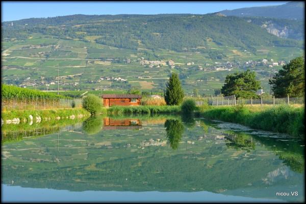 Suisse Valais Chalais