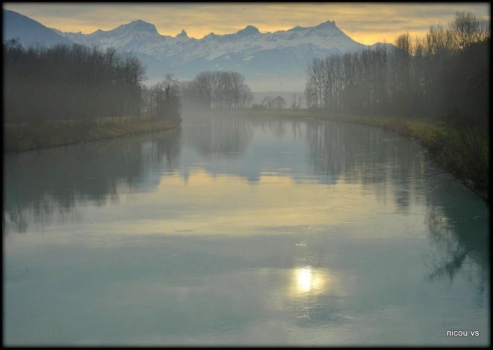 Suisse Valais Vouvry