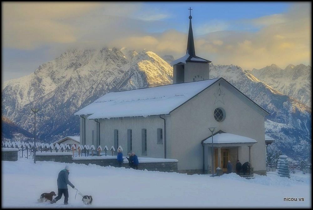 Suisse Valais Oberems