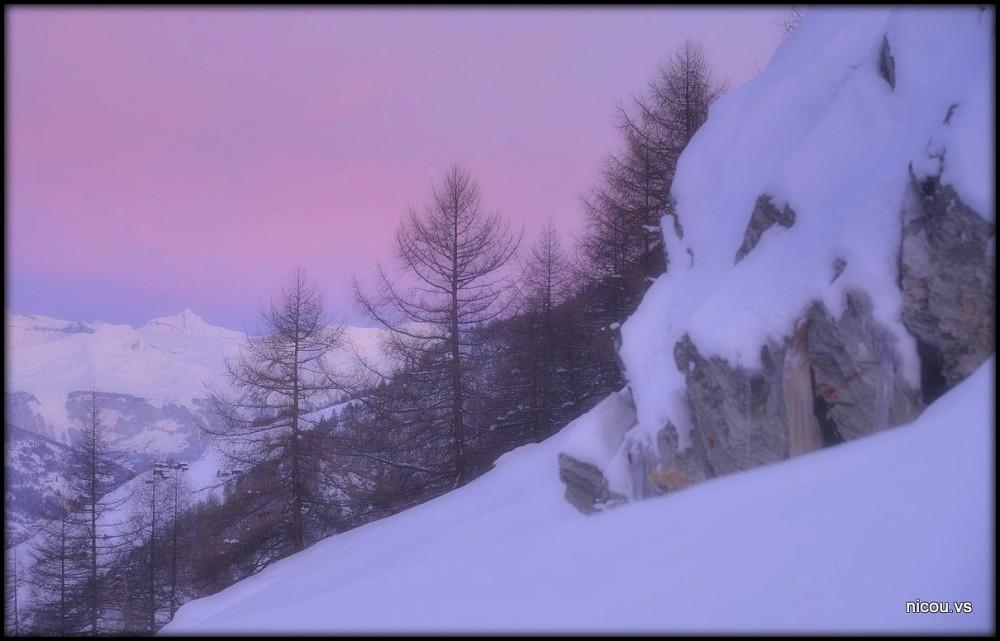 Suisse Valais La Sage