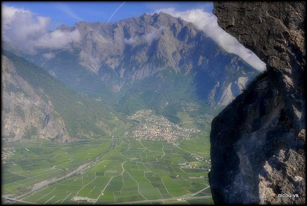 Suisse Valais Isérables