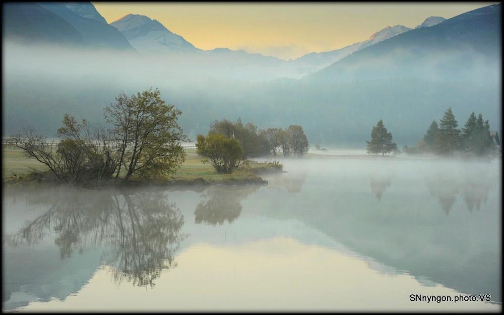 Suisse Grisons Silvaplana