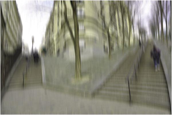 Rêve à Montmartre