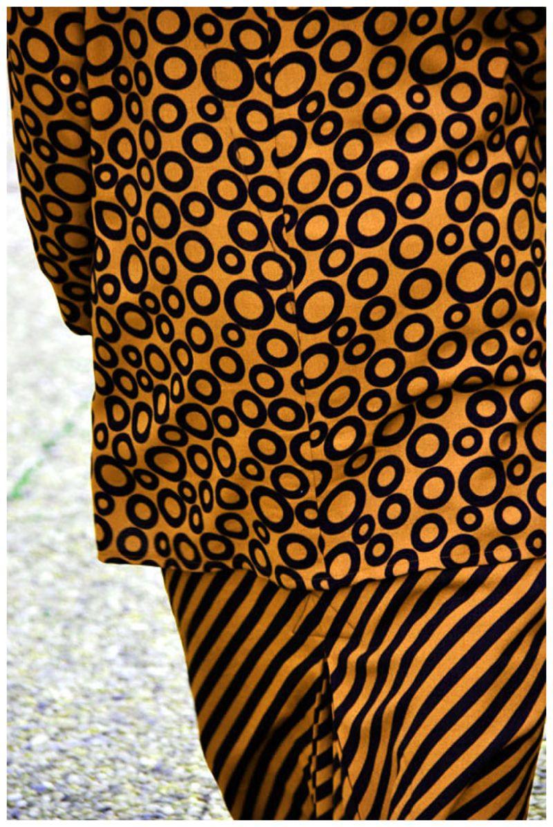 Mode tigre léopard