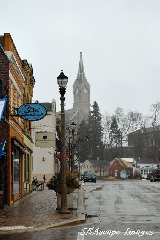 street in Port Washington